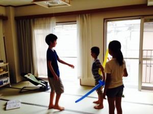 「じゃあ、3人仲間になって戦おうや!」?